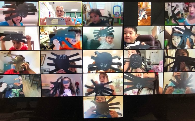Distance Learning with Mrs. Talsma! - article thumnail image